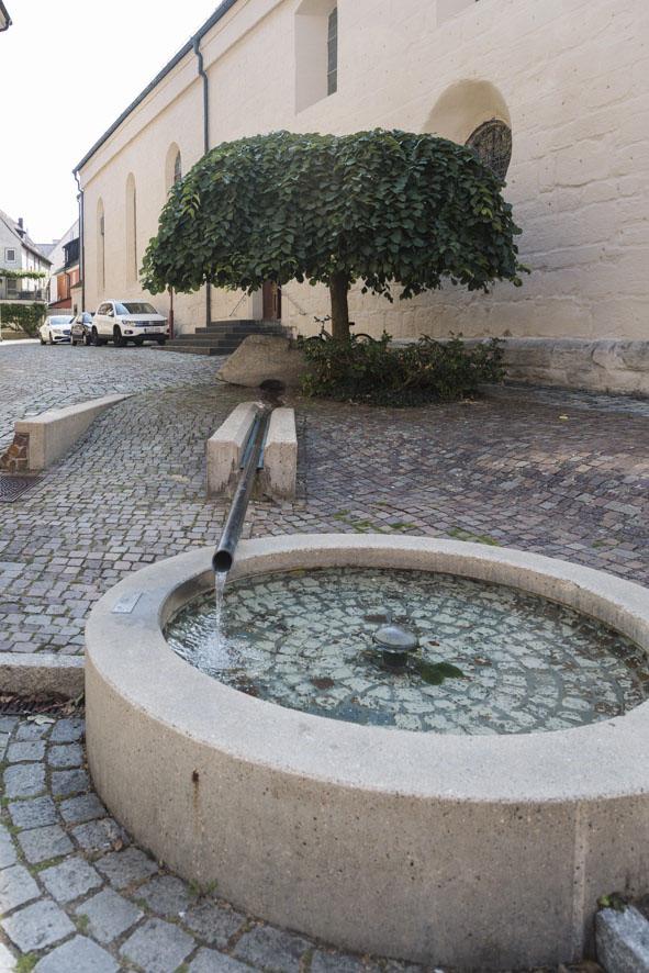 Stadtrundgang, Ellwangen