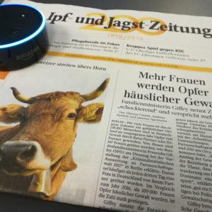 Ellwangens Beste Seiten - Neuigkeiten Frühjahr 2019, IPF Jagst Zeitung